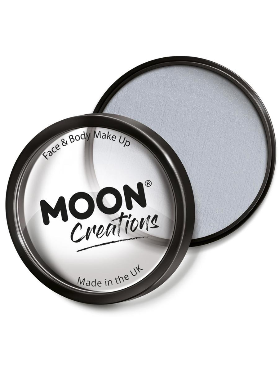 Moon Creations Pro Face Paint Light Grey