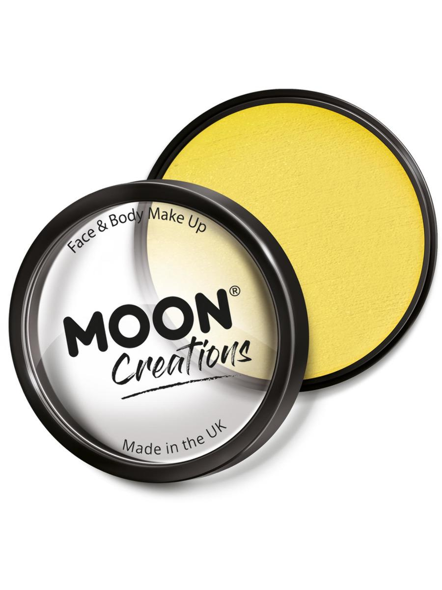 Moon Creations Pro Face Paint Bright Yellow