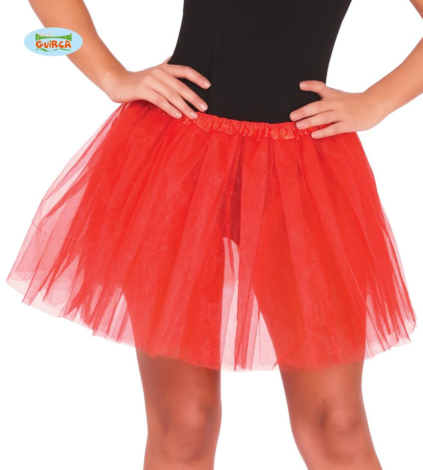 Adult Tutu Red 40cm
