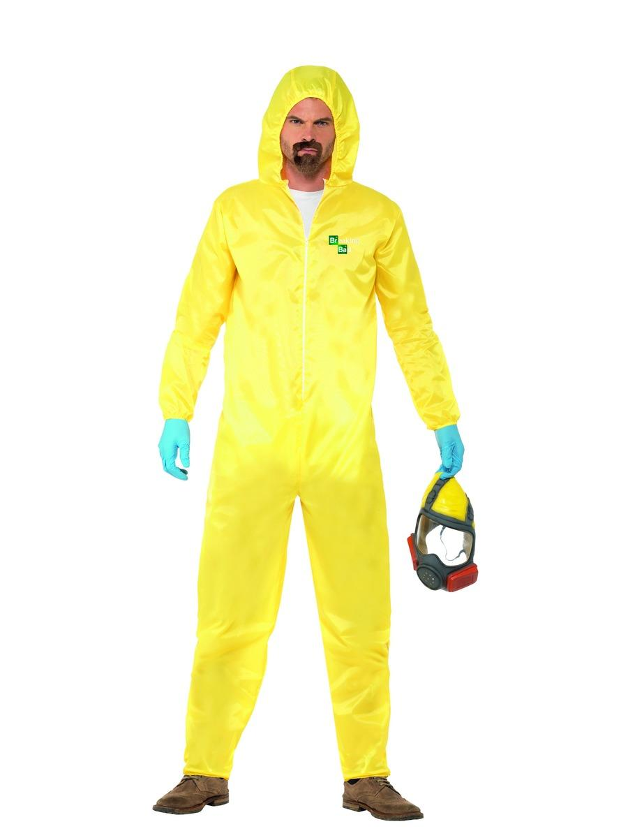 Breaking Bad Costume Yellow