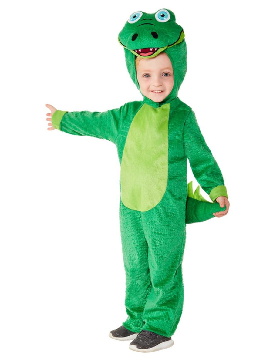 Kids Toddler Crocodile Costume