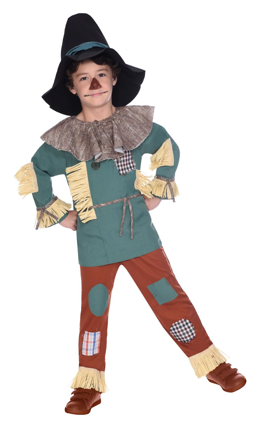 Kids Classic Wizard of Oz Scarwecrow Costume