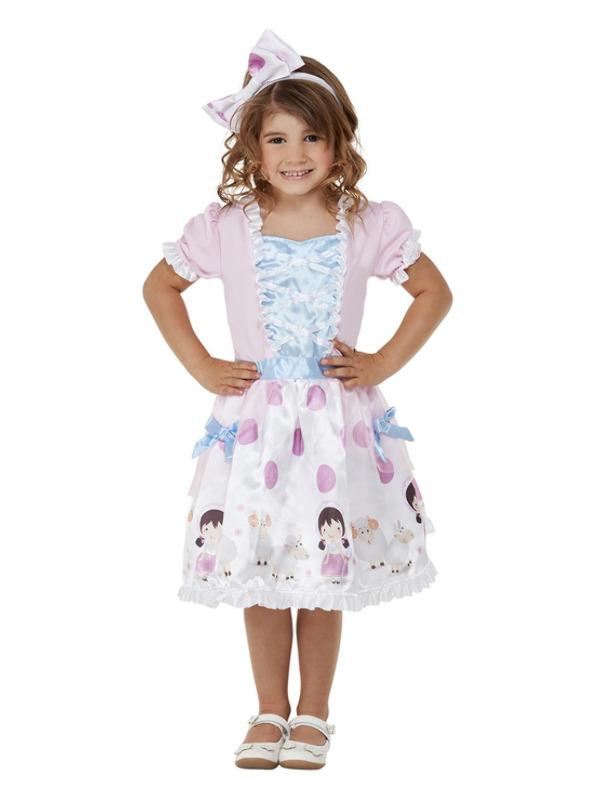Kids Toddler Bo Peep Costume Pink