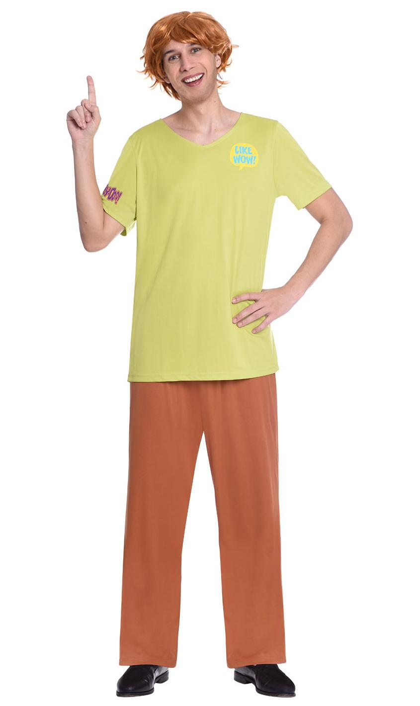 Scooby Doo Shaggy Adult Costume