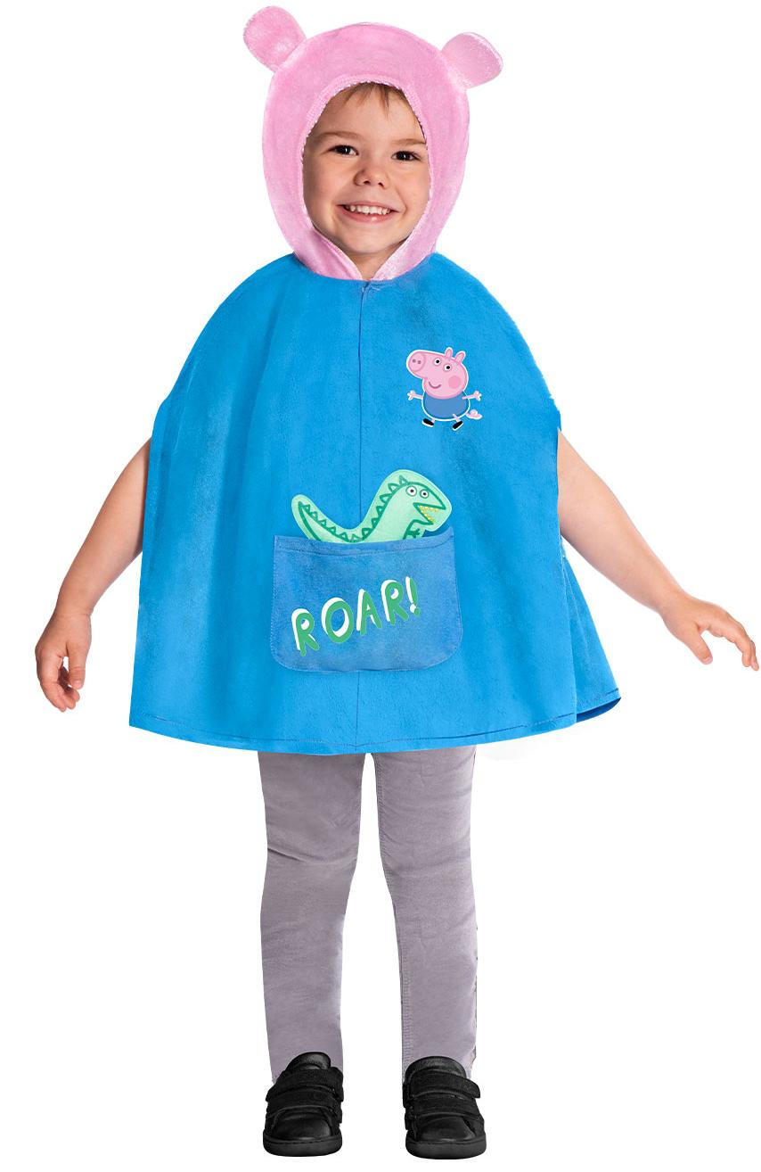 Kids Peppa Pig George Costume