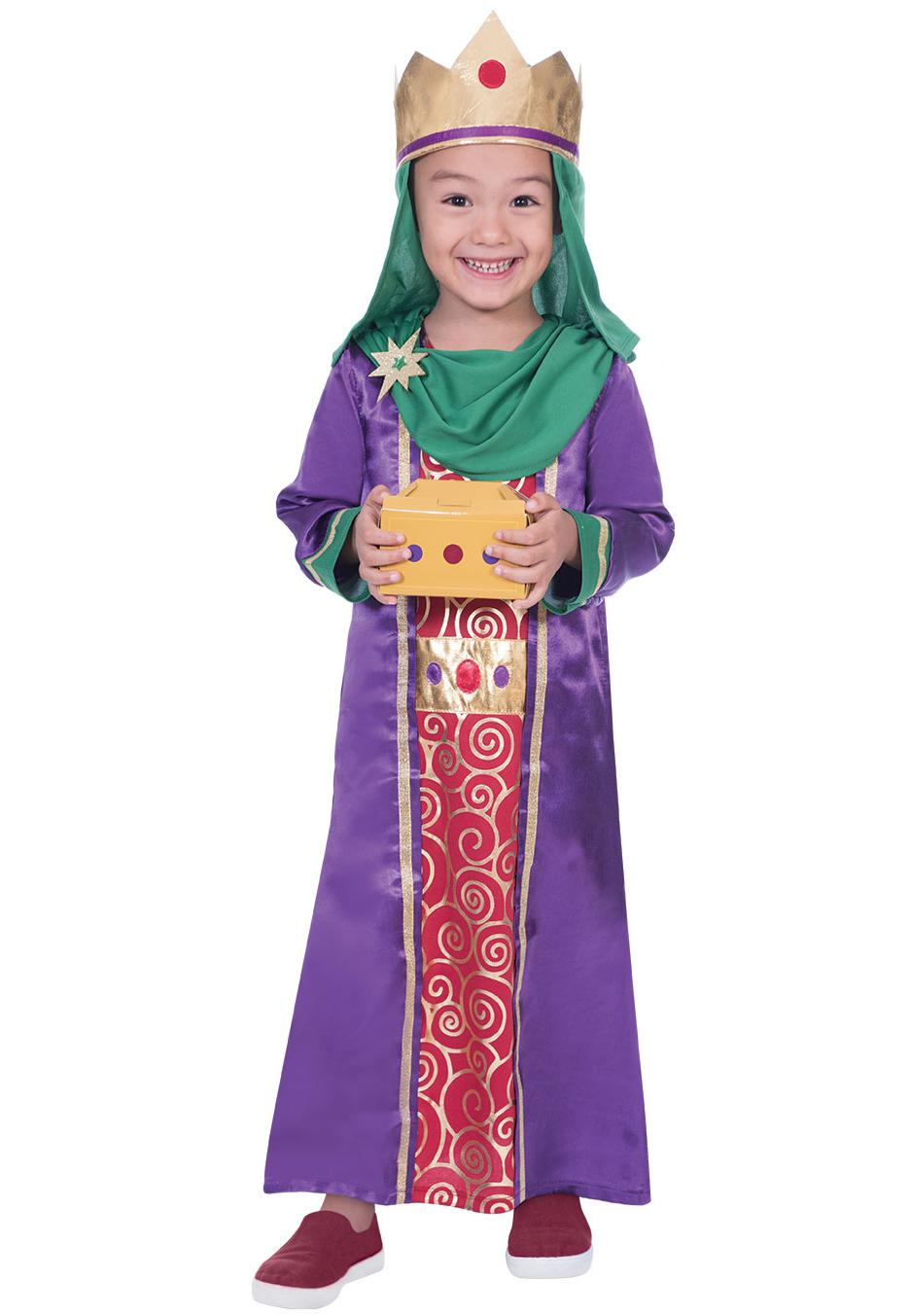 Kids Nativity King Costume