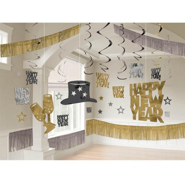 New Years Eve Giant Decor Kit