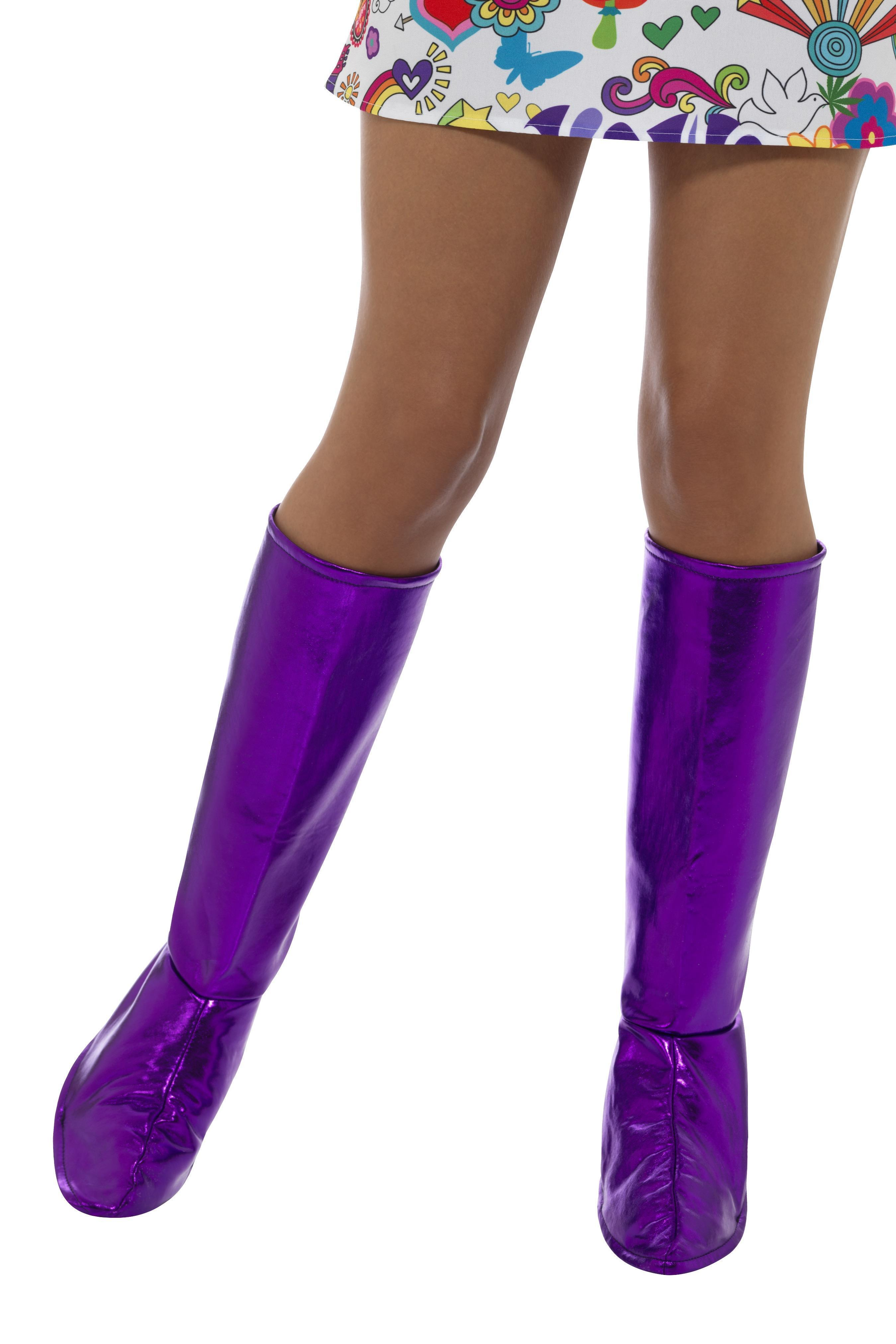 GoGo Boot Covers Purple