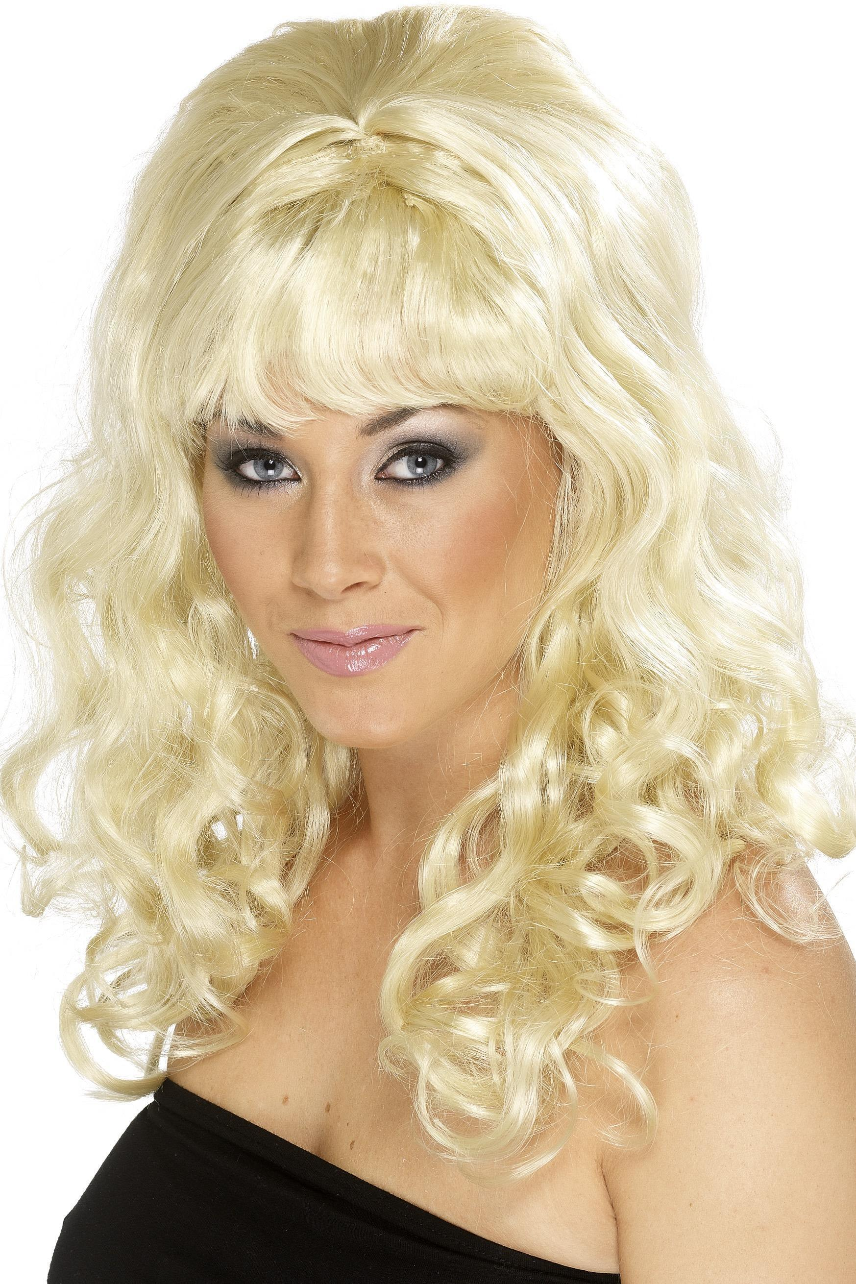 Beehive Beauty Wig Blonde