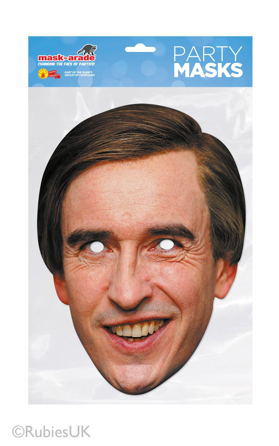 Alan Partridge Mask