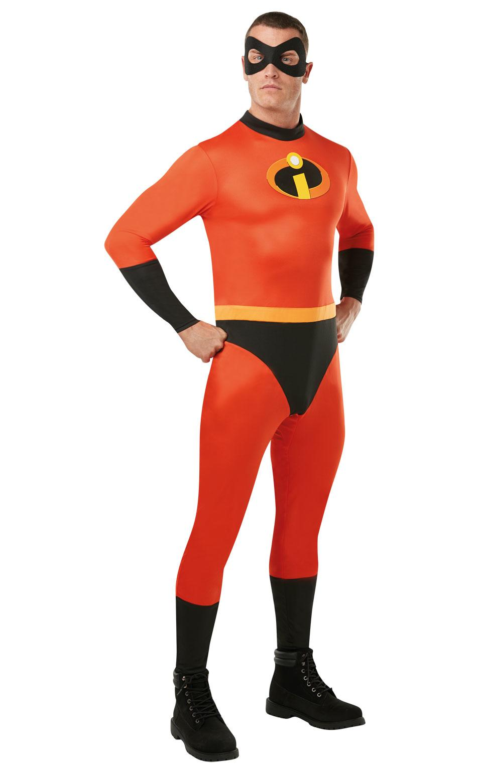 Mr Incredible Costume Adult