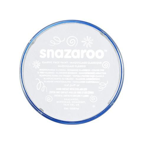 Snazaroo 18ml Face Paint White