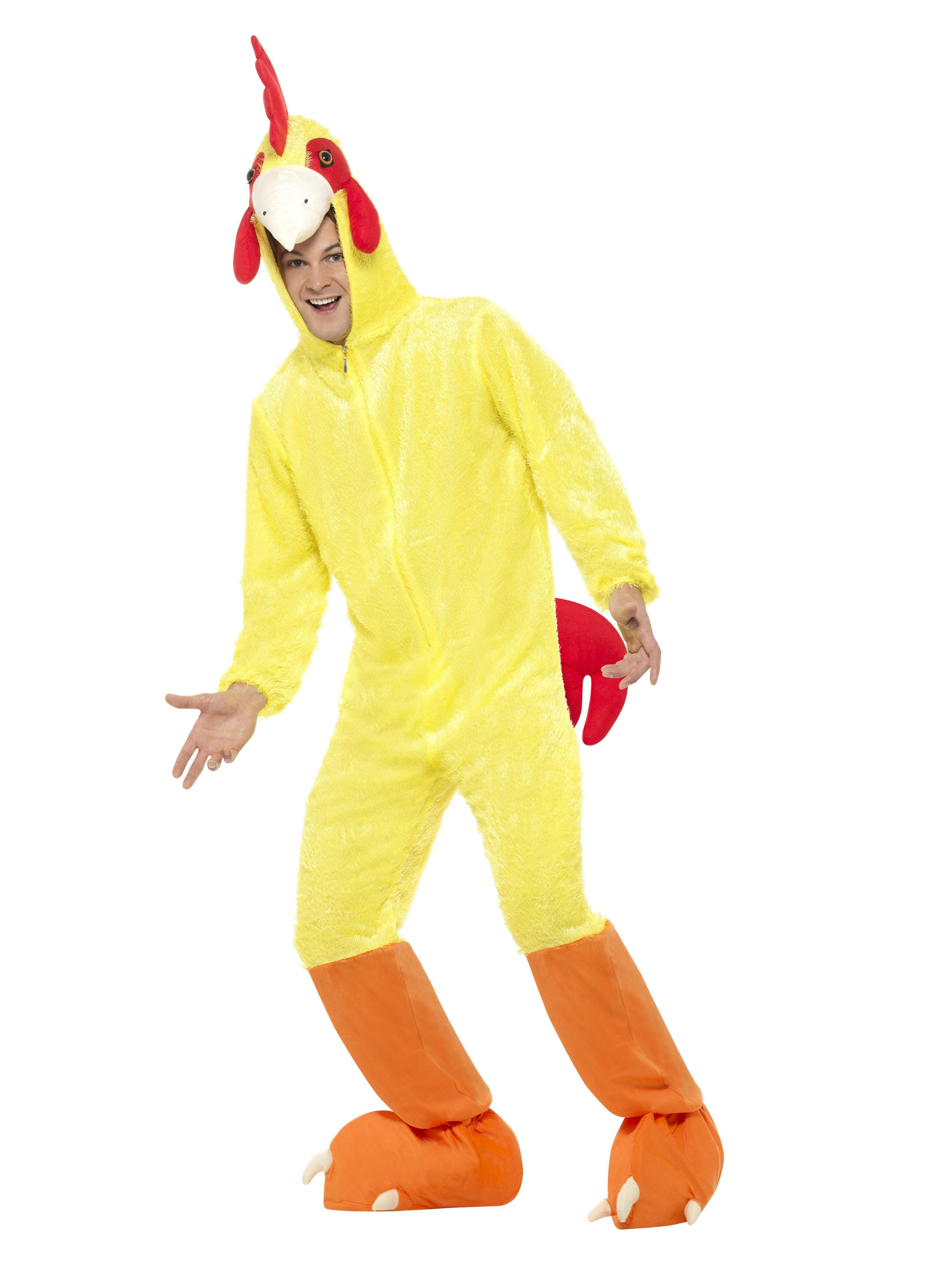 Chicken Costume Deluxe