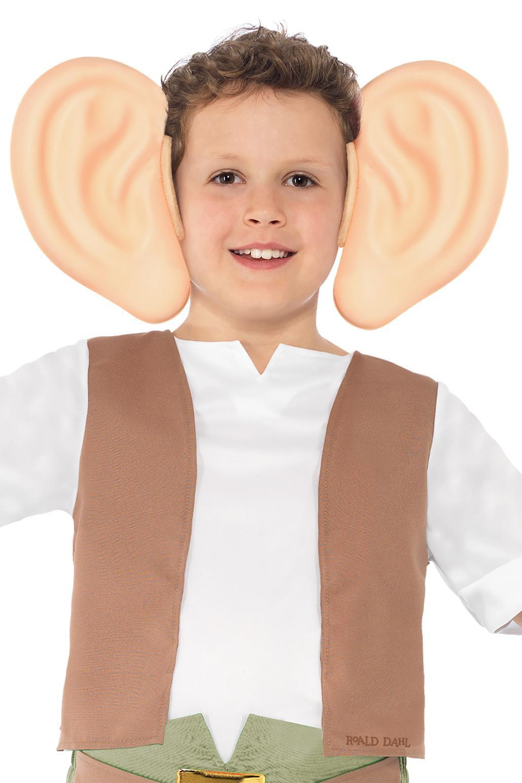 Kids Roald Dahl The BFG Ears on Headband