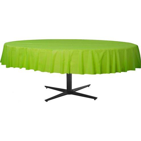 Table Cover Kiwi Green Round