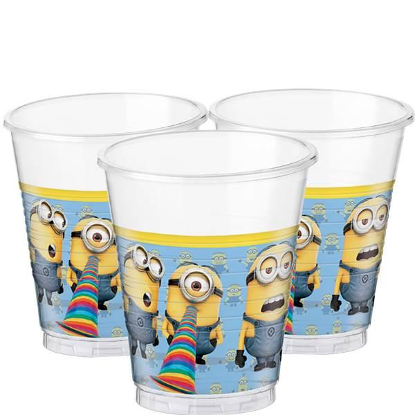 Paper Cups Minions