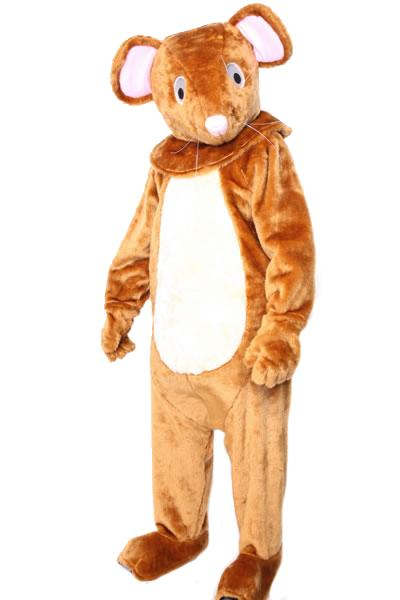 Mouse Mascot Hire Costume