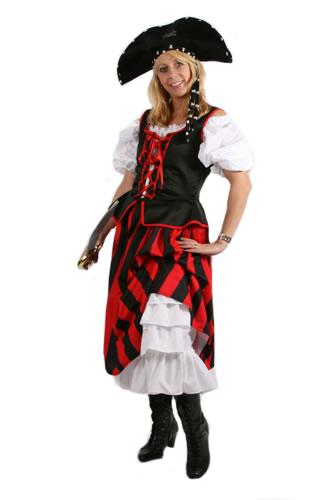 Pirate Lady Style 1 Hire Costume