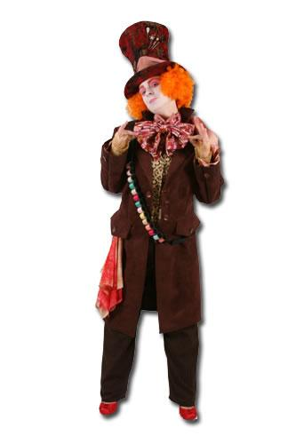 Mad Hatter Style 2 Hire Costume