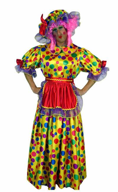 Pantomime Dame Hire Costume