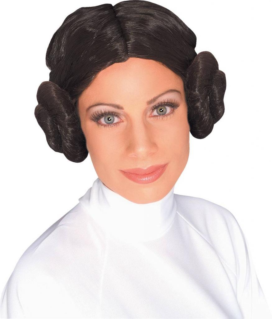 Princess Leia Wig Brown