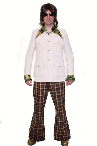 1970s Man 10 Hire Costume