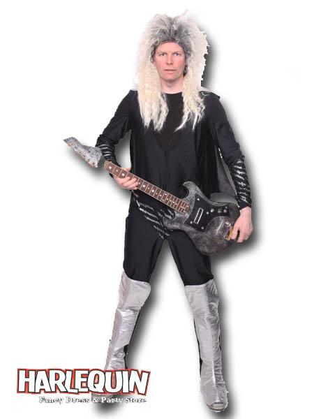 1970s Glam Rock Hire Costume