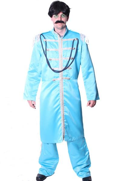 1960s Beatles Blue Hire Costume