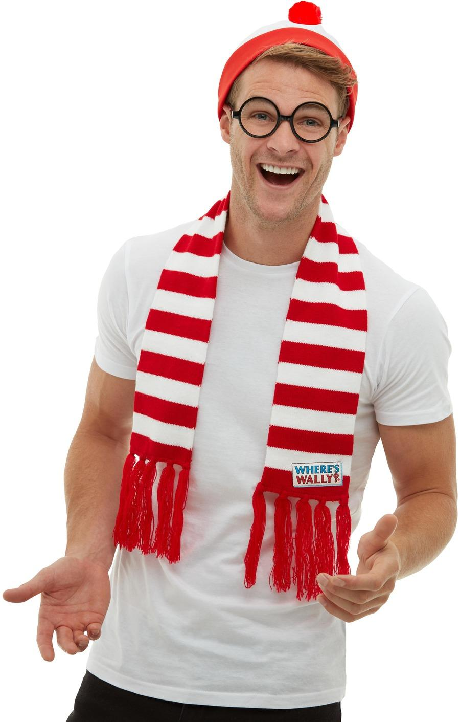 Where's Wally? Scarf Kit