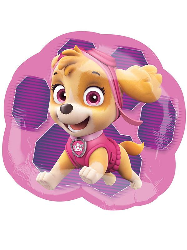 Foil Balloon Paw Patrol Skye & Everest