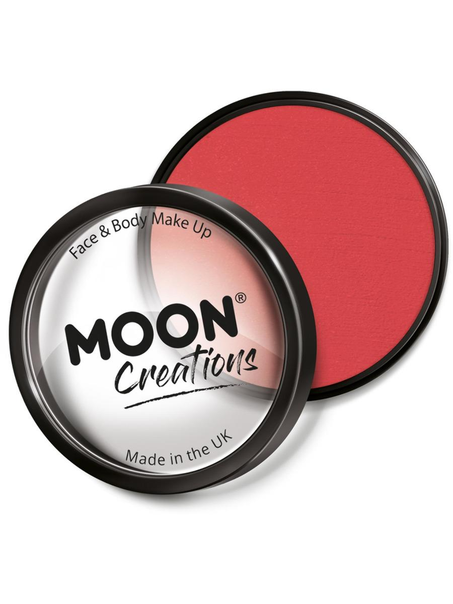 Moon Creations Pro Face Paint Red