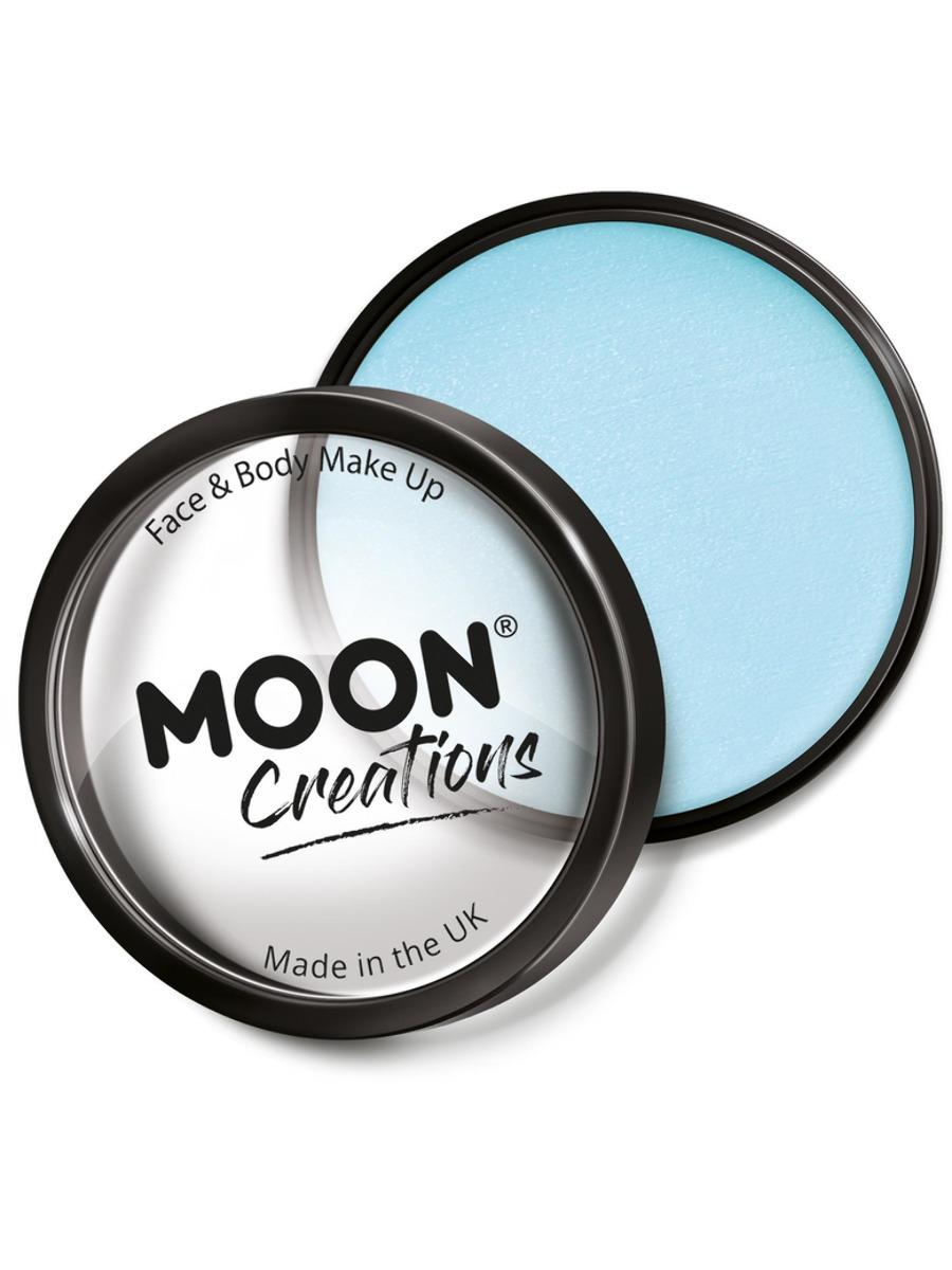 Moon Creations Pro Face Paint Light Blue
