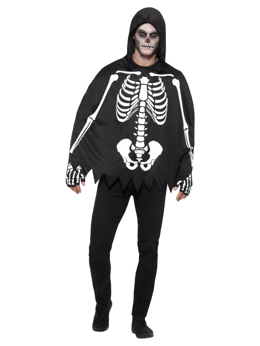 Skeleton Poncho Kit Unisex