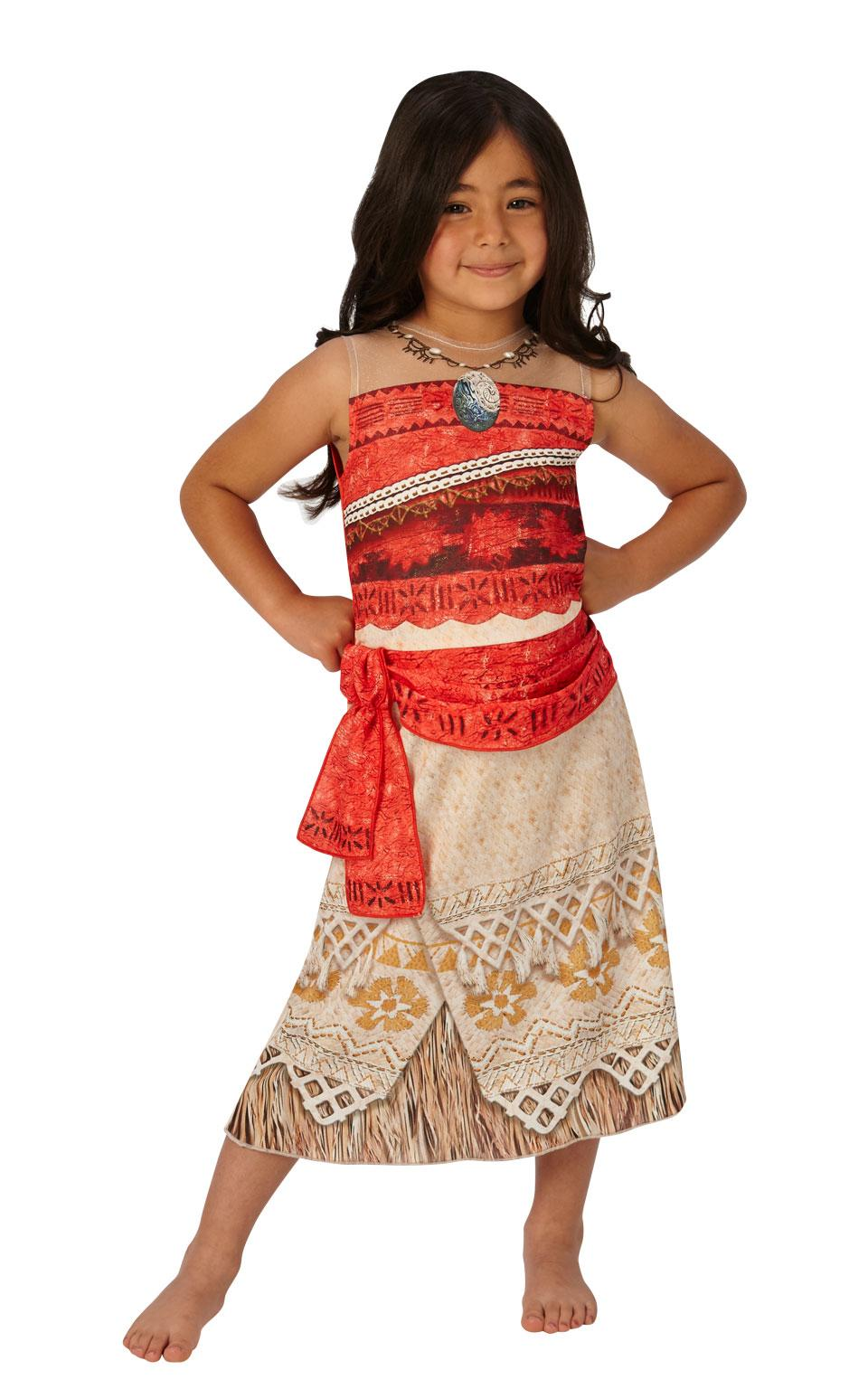 Kids Moana Costume