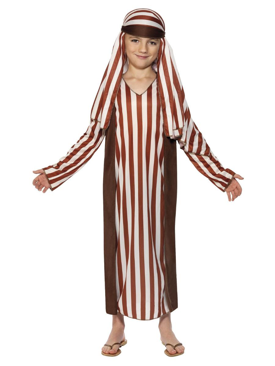 Kids Shepherd Costume Brown