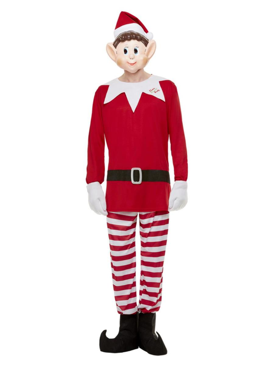 Elves Behaving Badly Mens Elf Costume