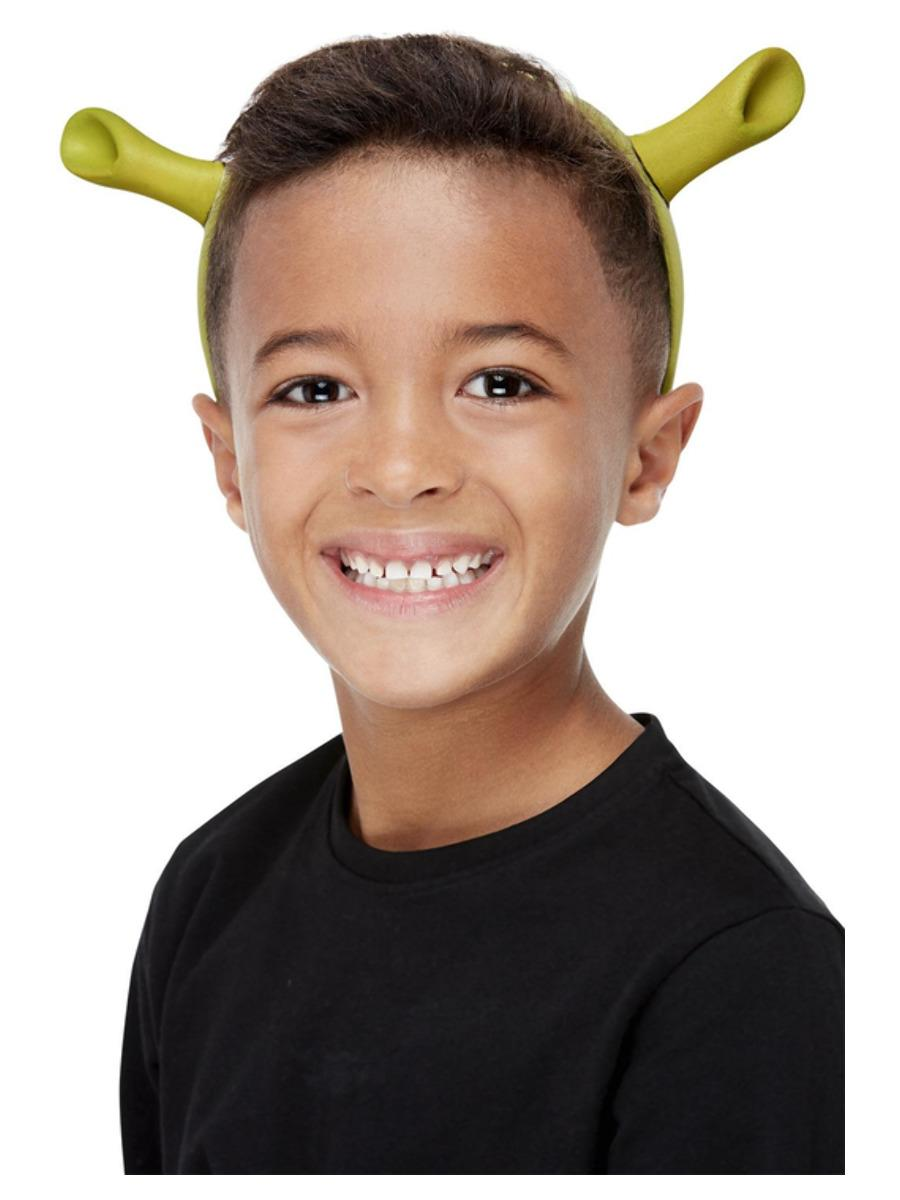 Kids Shrek Ears on Headband