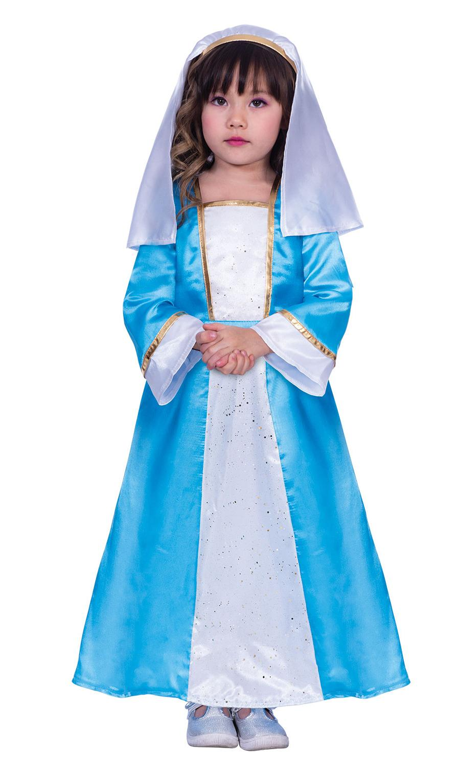 Kids Nativity Mary Costume