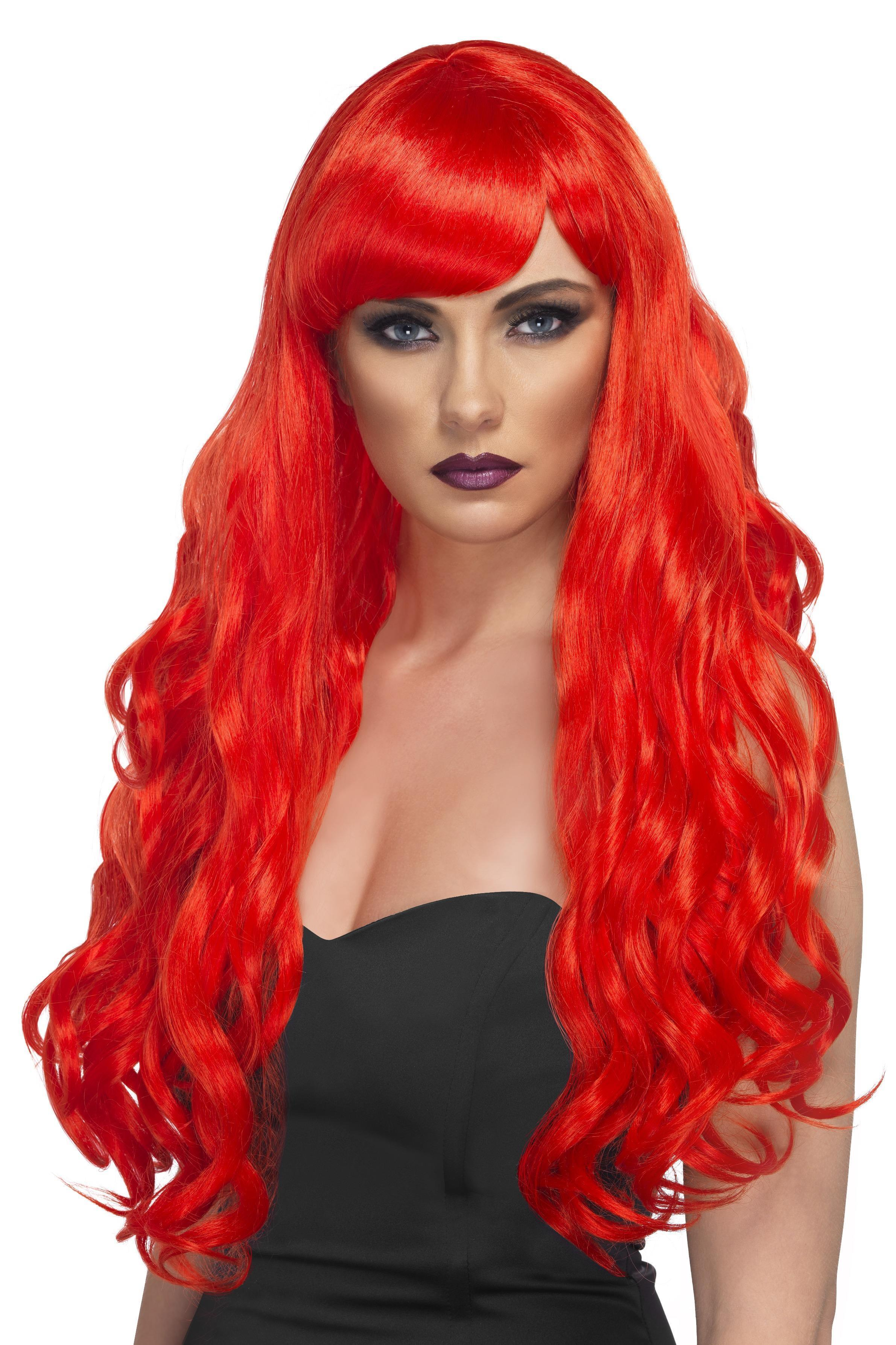 Desire Wig Red