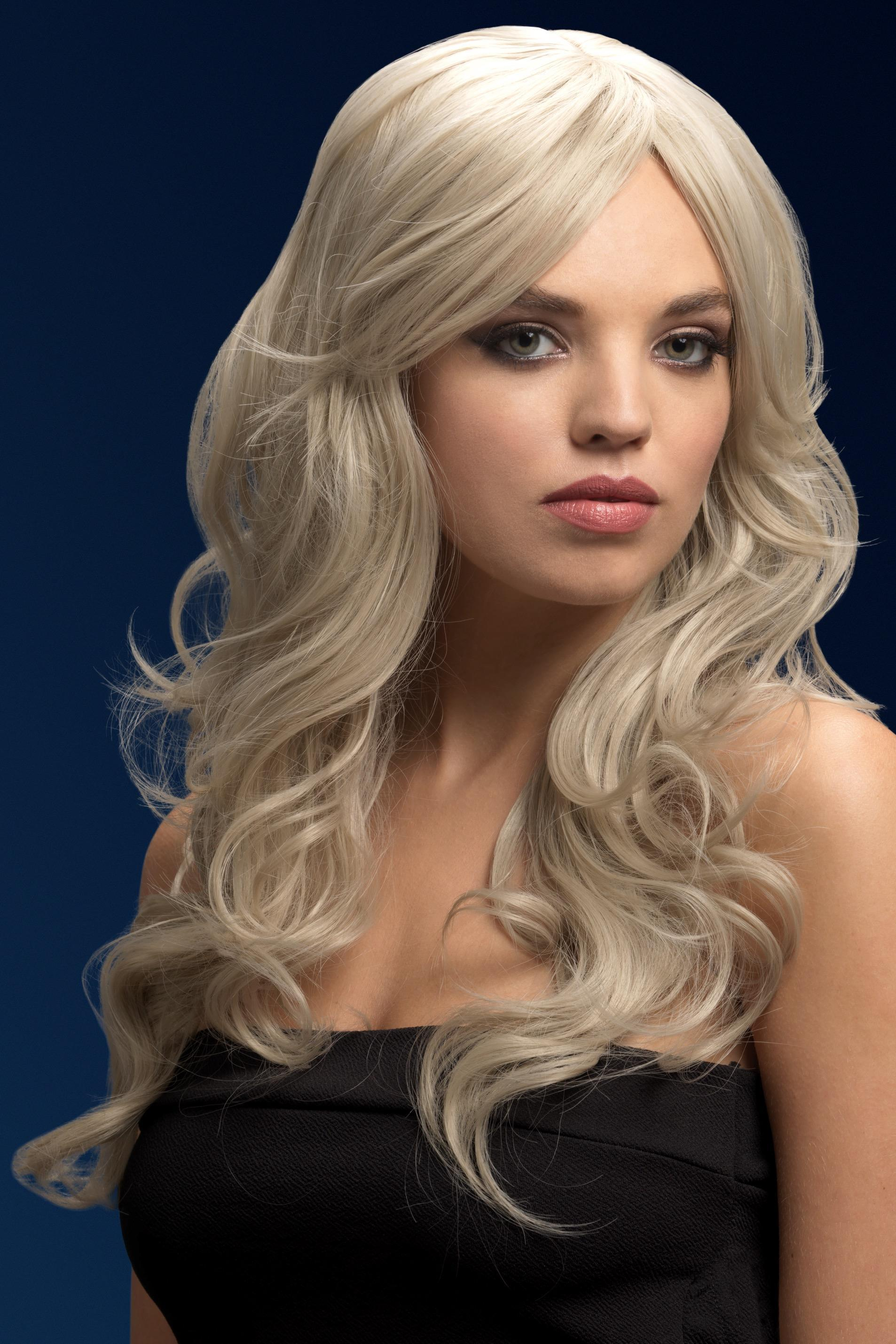 Fever Nicole Wig Silver Blonde
