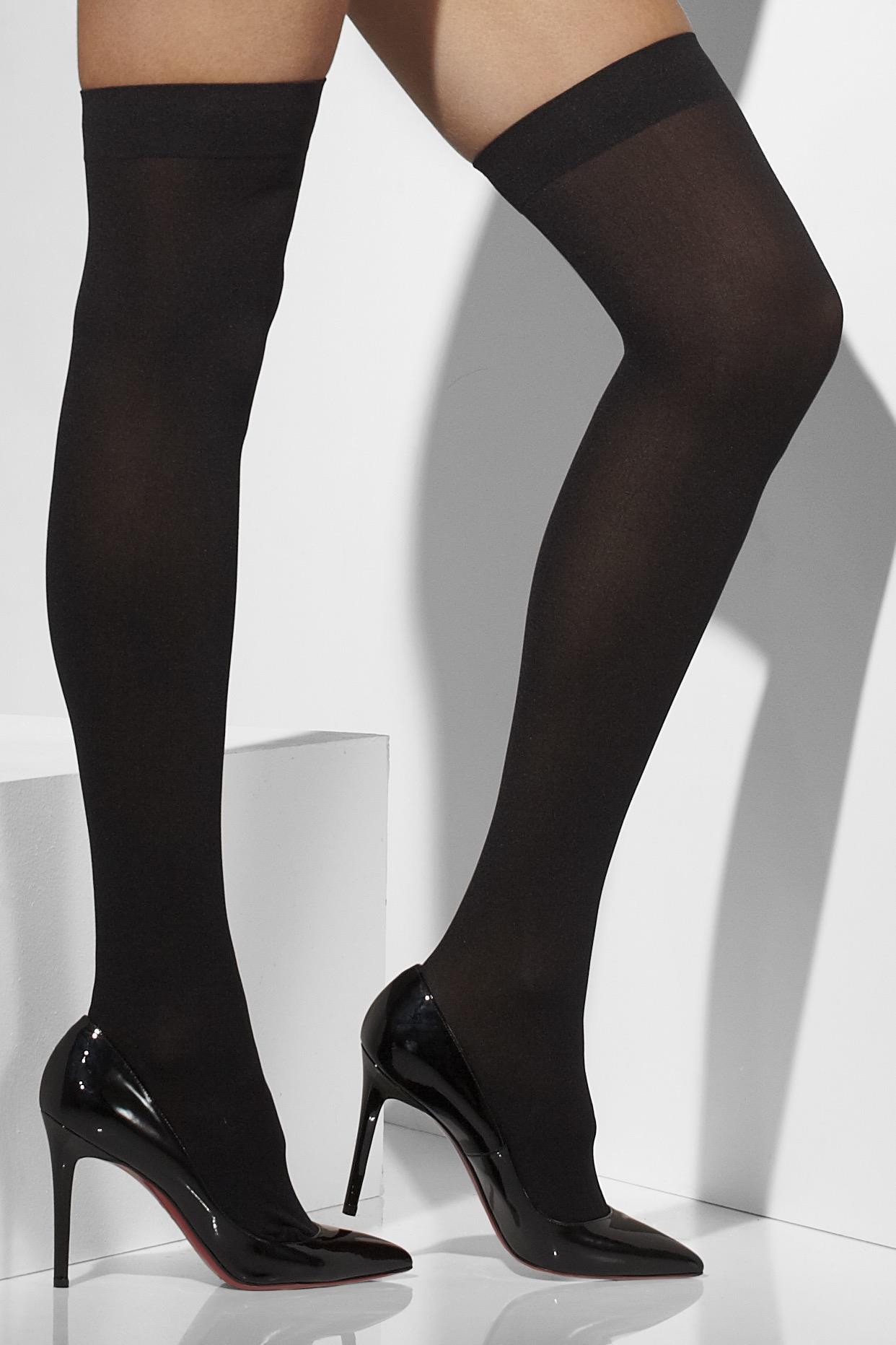 Opaque Hold-Ups Black