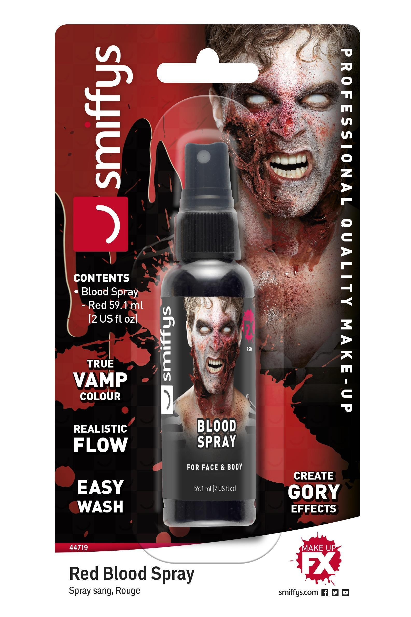 Blood Spray Red 59ML