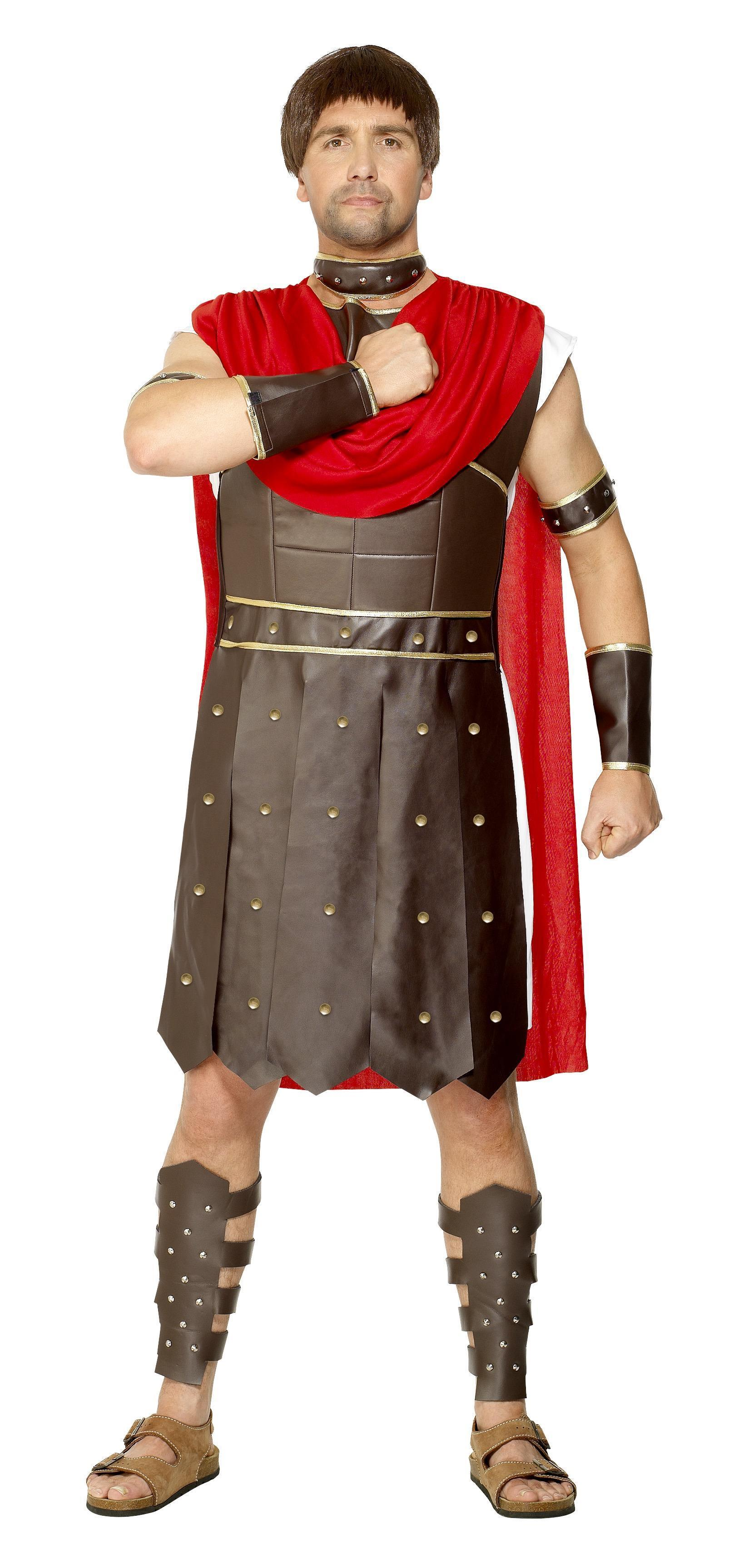 Centurion Costume Brown