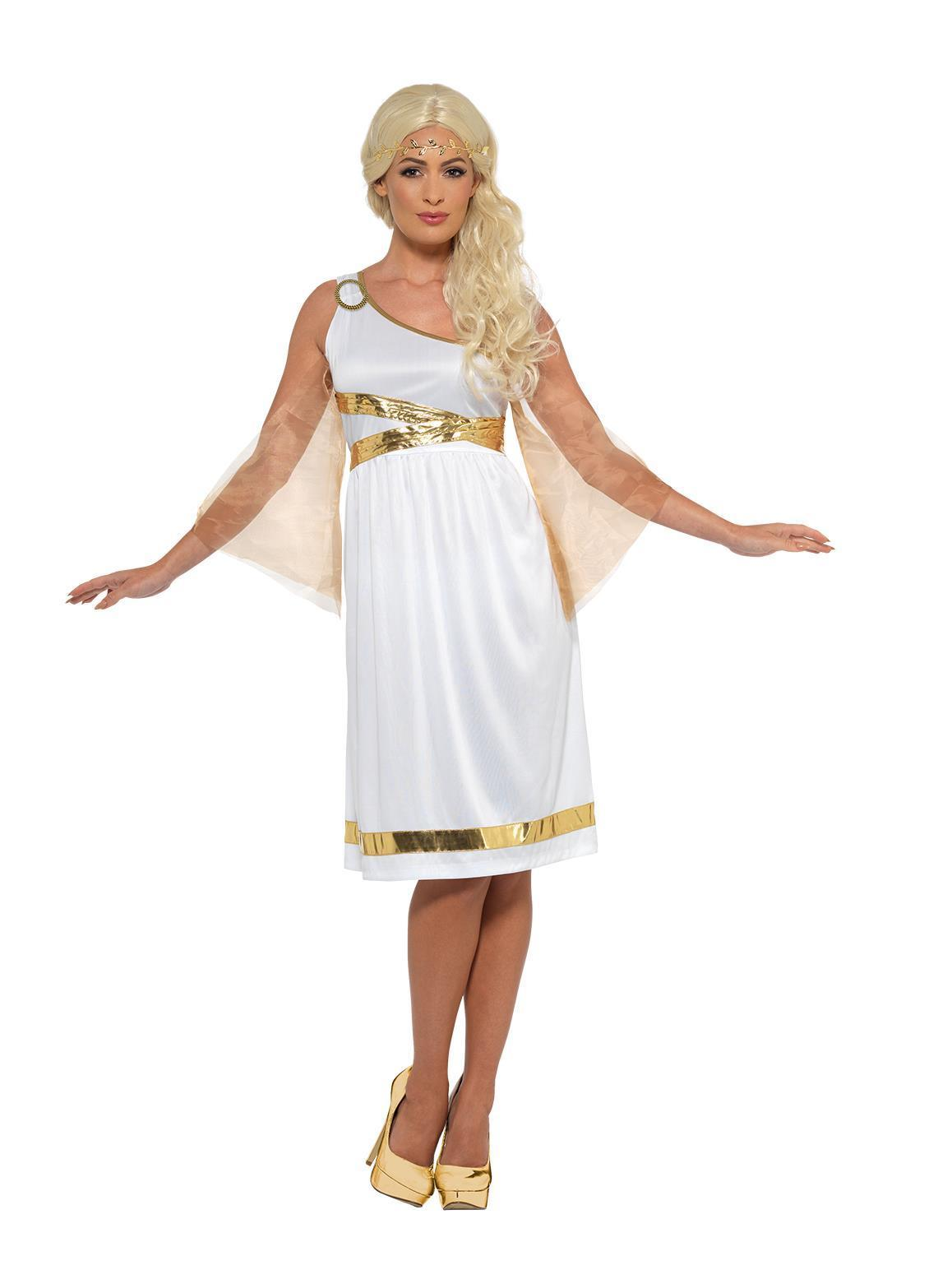 Grecian Costume White