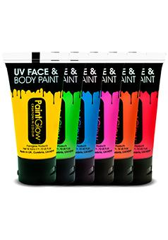UV Face & Body Paint