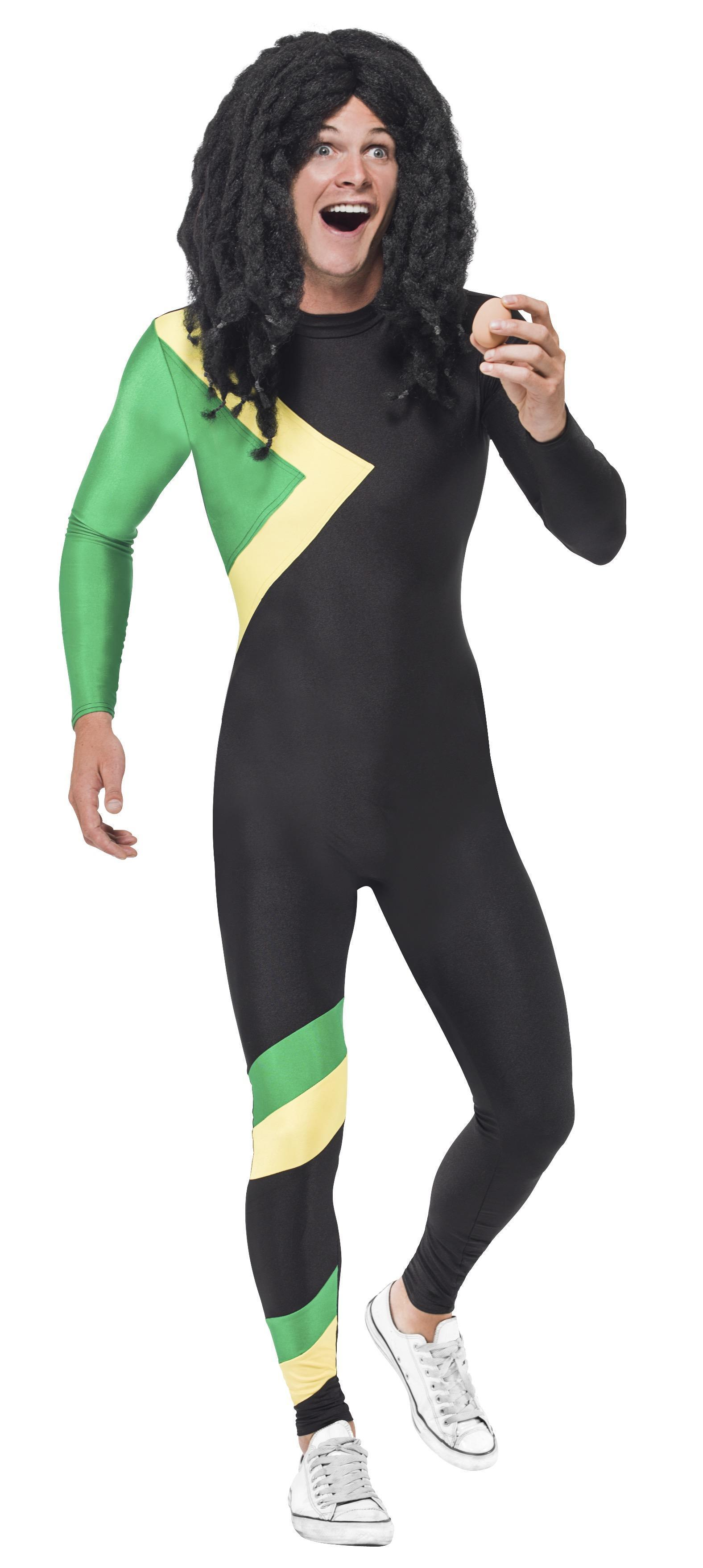 Jamaican Hero Costume