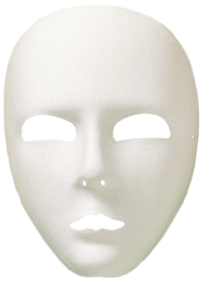 Viso Full Face Mask White
