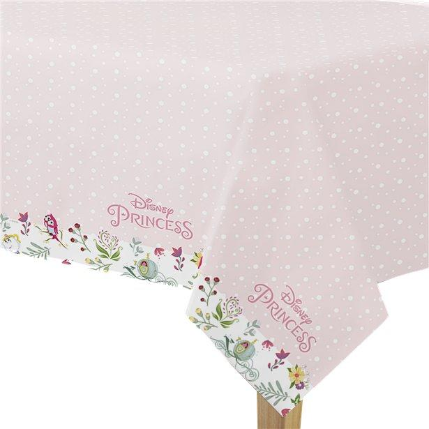 Plastic Table Cover Disney Princess True