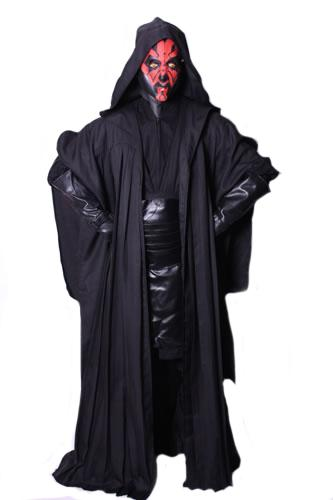 Darth Maul Style Hire Costume