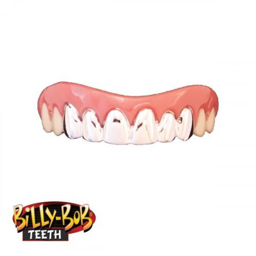 Billy Bob Teeth Platinum Grillz